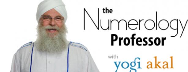 Yogi Akal Yogic Numerologist