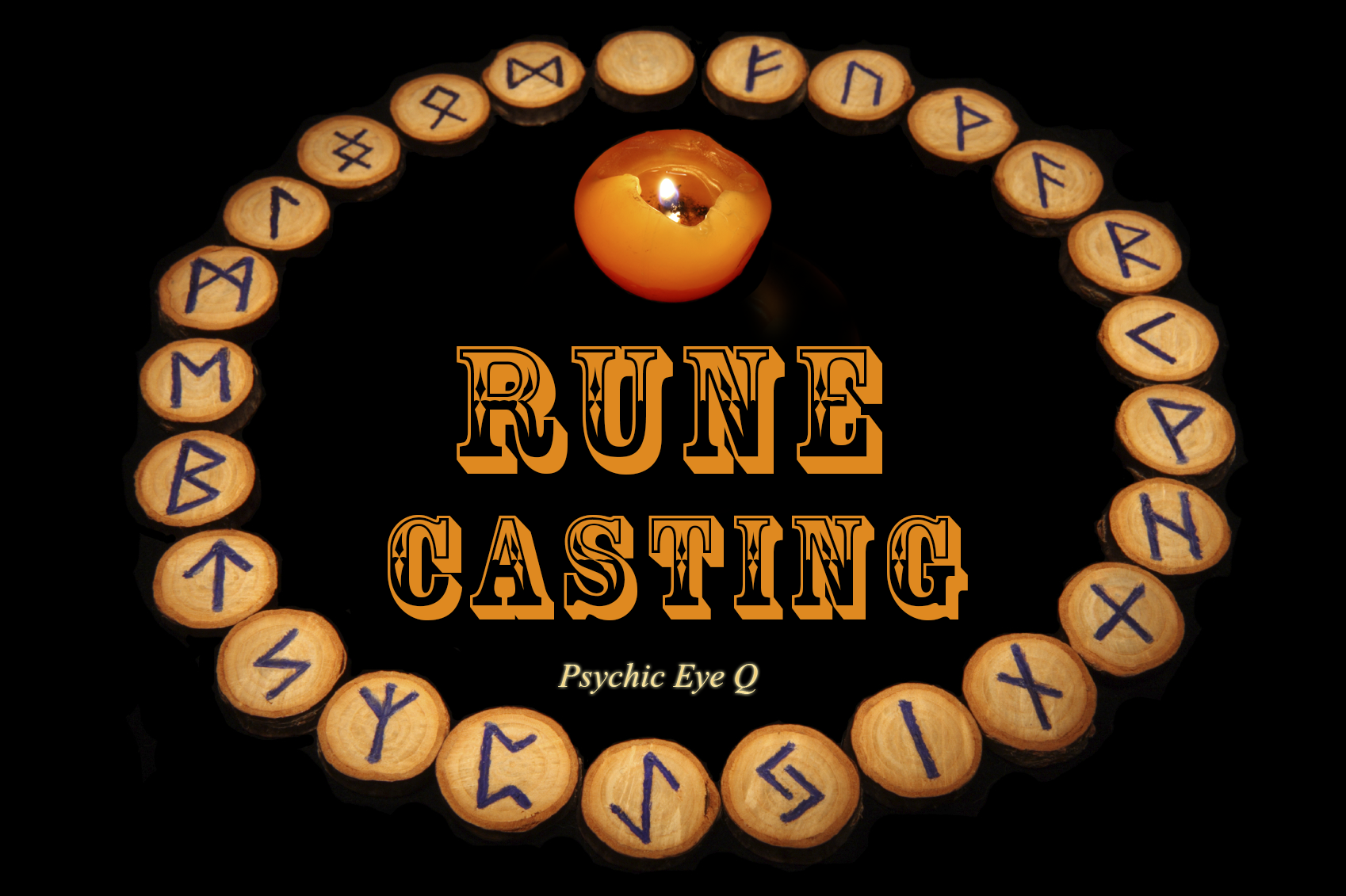 Psychic Readings - RUNE Readings - Rune Casting Mobile APP