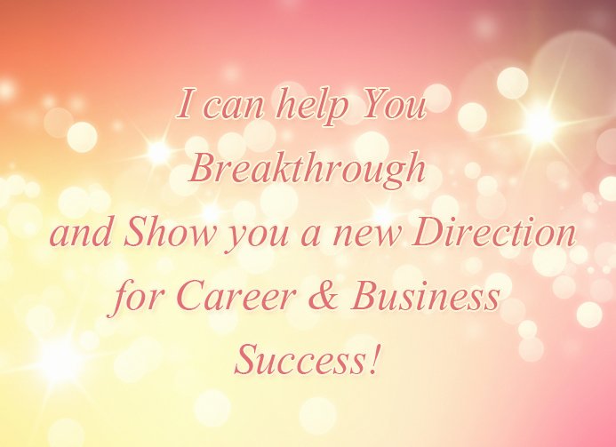 Victoria lynn Weston: Intuitive Business Coach - Breakthrough
