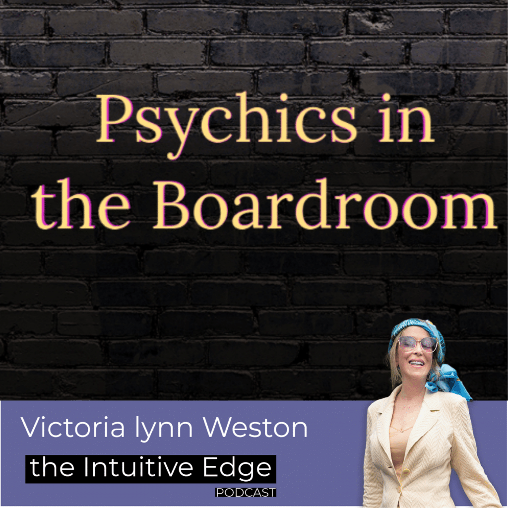 Psychics in the Boardroom